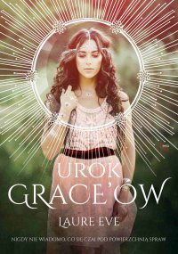 Urok Grace'ów - Laure Eve - ebook