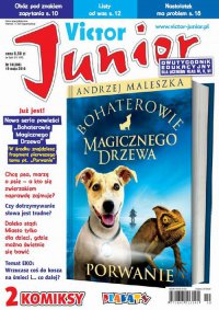 Victor Junior nr 10 (308) - Ewa Mackiewicz - eprasa
