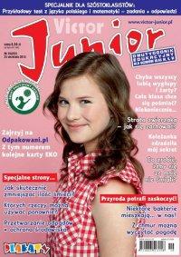 Victor Junior nr 19 (291) - Ewa Mackiewicz - eprasa