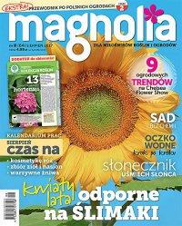 Magnolia 8/2017 - Opracowanie zbiorowe - eprasa