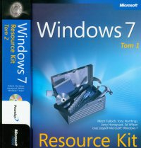 Windows 7 Resource Kit PL Tom 1 i 2 - Mitch Tulloch - ebook