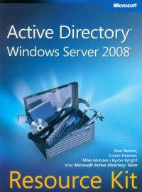 Active Directory Windows Server 2008 Resource Kit - Stan Reimer - ebook