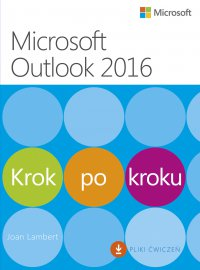 Microsoft Outlook 2016 Krok po kroku - Joan Lambert - ebook
