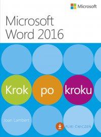Microsoft Word 2016 Krok po kroku