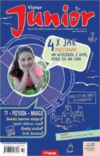 Victor Junior nr 14 (338) 13 lipca 2017 - Ewa Mackiewicz - eprasa