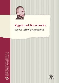 Wybór listów politycznych - Zygmunt Krasiński - ebook