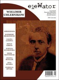 eleWator 19 (1/2017) - Wielimir Chlebnikow