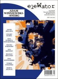 eleWator 20 (2/2017) - Adam Wiśniewski-Snerg