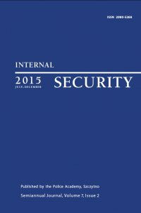 Internal Security Vol. 7/1/2015