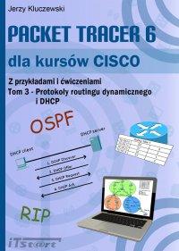 Packet Tracer 6 dla kursów CISCO TOM 3 - Jerzy Kluczewski - ebook