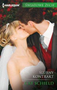 Ślubny kontrakt - Cat Schield - ebook