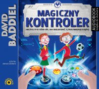Magiczny Kontroler - David Baddiel - audiobook