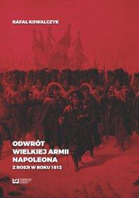 Odwrót Wielkiej Armii Napoleona z Rosji w roku 1812