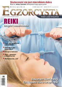 Miesięcznik Egzorcysta 60 (sierpień 2017)