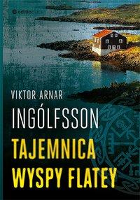 Tajemnica wyspy Flatey - Viktor Arnar Ingólfsson - ebook