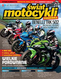 Świat Motocykli 9/2017