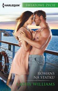 Romans na statku - Cathy Williams - ebook