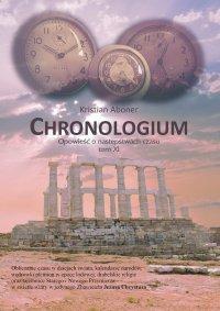Chronologium. Opowieść o następstwach czasu