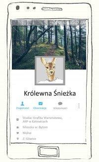 Królewna Śnieżka - Magdalena Śliwińska - ebook