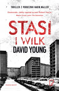 Stasi i wilk - David Young - ebook
