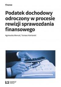 Podatek dochodowy odroczony w procesie rewizji sprawozdania finansowego