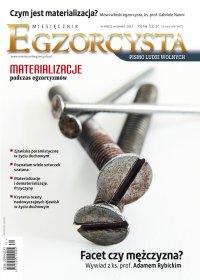 Miesięcznik Egzorcysta 61 (wrzesień 2017) - Opracowanie zbiorowe - eprasa