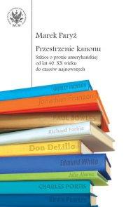 Przestrzenie kanonu - Marek Paryż - ebook