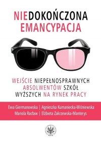 Niedokończona emancypacja - Elżbieta Zakrzewska-Manterys - ebook