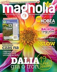 Magnolia 10/2017 - Opracowanie zbiorowe - eprasa