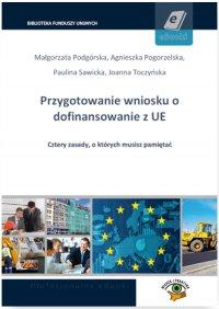 Przygotowanie wniosku o dofinansowanie z UE