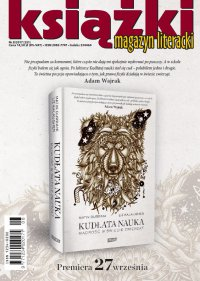 Magazyn Literacki Książki 8/2017
