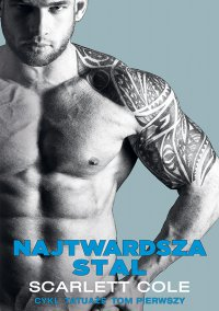Najtwardsza stal - Scarlett Cole - ebook