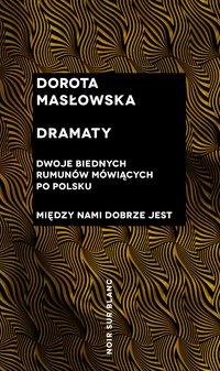 Dramaty - Dorota Masłowska - ebook