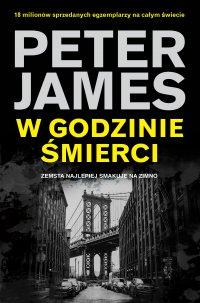 W godzinie śmierci - Peter James - ebook