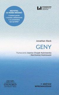 Geny. Krótkie Wprowadzenie 6 - Jonathan Slack - ebook