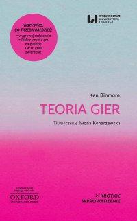 Teoria gier. Krótkie Wprowadzenie 8 - Ken Binmore - ebook