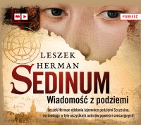 Sedinum. Wiadomość z podziemi - Leszek Herman - audiobook