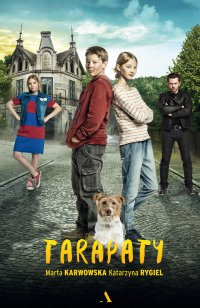 Tarapaty - Marta Karwowska - ebook