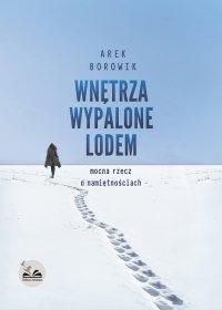 Wnętrza wypalone lodem - Arek Borowik - ebook