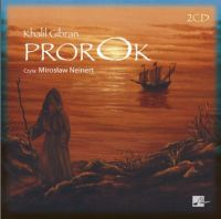 Prorok - Khalil Gibran - audiobook