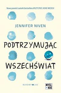 Podtrzymując wszechświat - Jennifer Niven - ebook