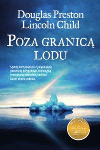 Poza granicą lodu - Douglas Preston - ebook