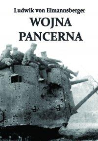 Wojna pancerna - Ludwig von Eimannsberger - ebook