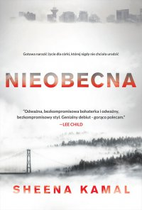 Nieobecna - Sheena Kamal - ebook