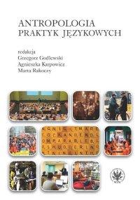 Antropologia praktyk językowych
