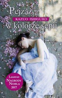 Pejzaż w kolorze sepii - Kazuo Ishiguro - ebook