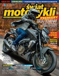 Świat Motocykli 11/2017