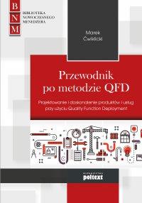 Przewodnik po metodzie QFD - Marek Ćwiklicki - ebook