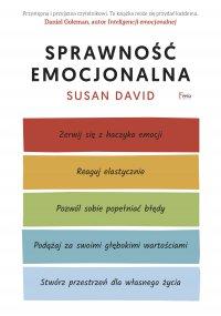 Sprawność emocjonalna - Susan David - ebook