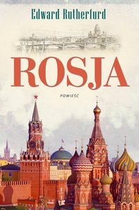 Rosja - Edward Rutherfurd - ebook